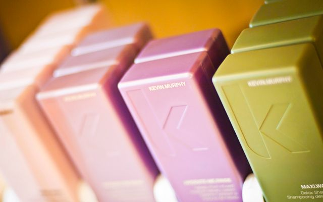 Hair products by Kevin Murphy